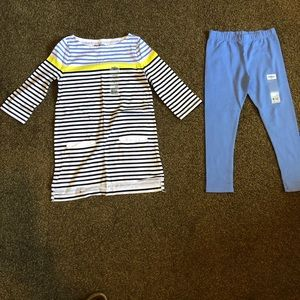 Girls tunic and pants